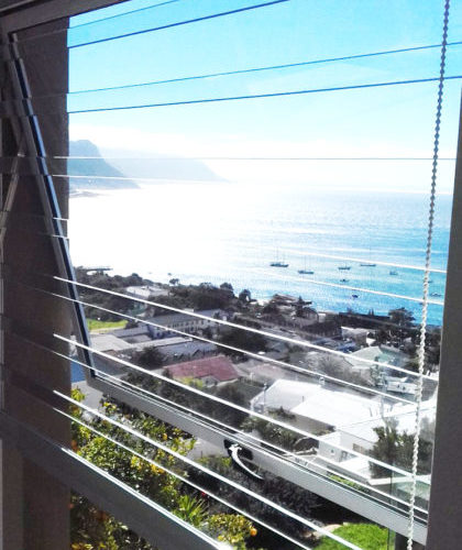 Clear Burglar Bars - Simon's Town - Michael