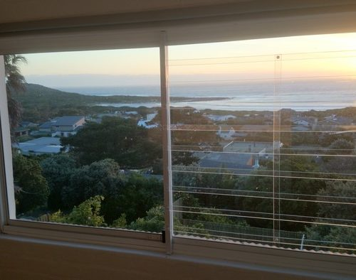 Clear Burglar Bars - Simons Town - Graham